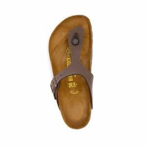 Gizeh Birko-Flor Nubuck Sandals - Narrow