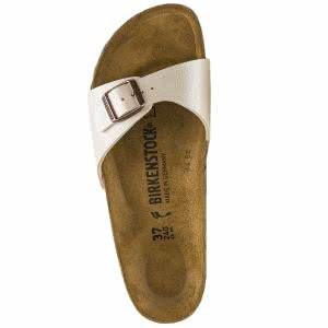 Madrid Birko-Flor Sandals - Narrow