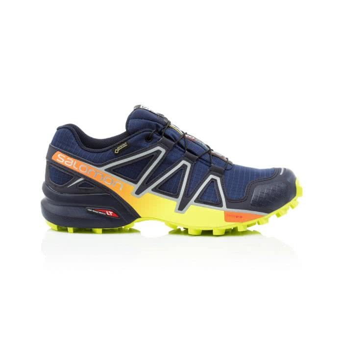 Trail Running Shoes - Medieval Blue