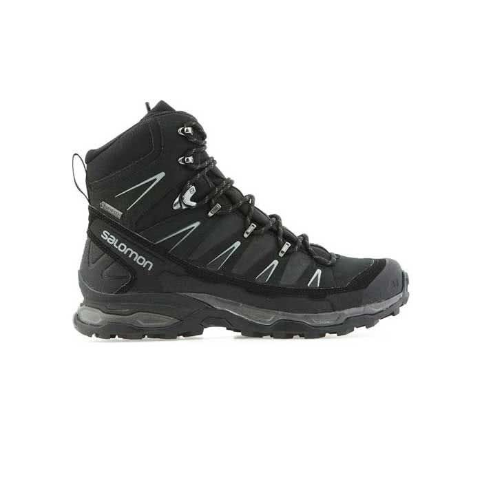 reputable site dda66 b18e3 Shop Salomon X Ultra Trek GTX Men's Hiking Boots - Black ...