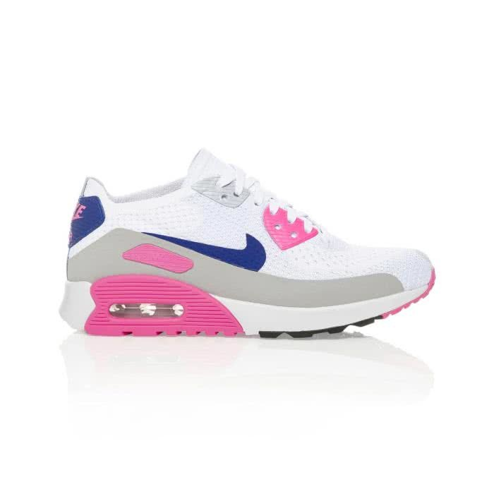 the latest 68431 afdf6 Shop Nike Air Max 90 Ultra 2.0 Flyknit Women's Casual Shoe ...