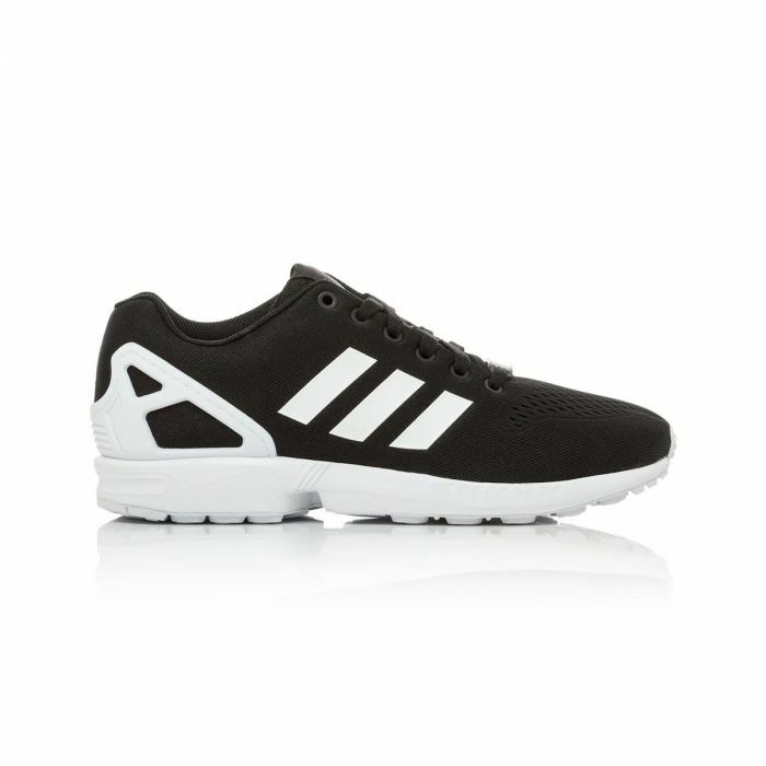 46ece39eab2bb Shop Adidas Originals ZX Flux EM Unisex Running Shoe | The Next Pair ...