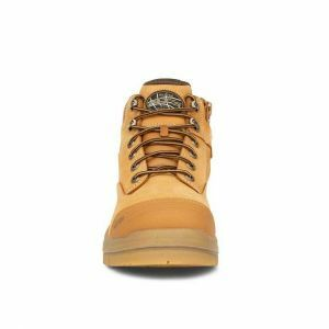 AT 55-330Z 130MM Zip Sided Safety Steel Toe