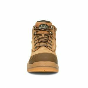 AT 55-350Z 130MM Zip Sided Safety Steel Toe