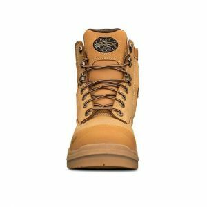 AT 55-332Z 150MM Zip Sided Safety Steel Toe
