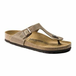 Gizeh Oiled Leather Sandals - Narrow
