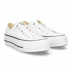 Chuck Taylor All Star Canvas Platform Low Top