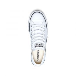 Chuck Taylor All Star Leather Platform Low