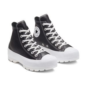 Chuck Taylor All Star Lugged Leather High Top