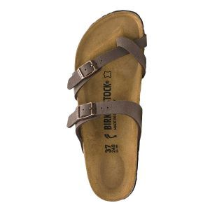 Mayari Birko-Flor Nubuck Sandals - Regular