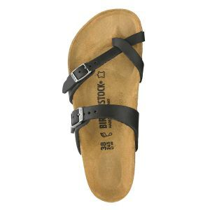 Mayari Oiled Leather Sandals - Regular