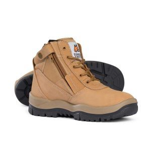 Zipsider Safety Steel Toe