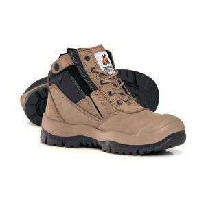 Zipsider Scuff Cap Safety Steel Toe