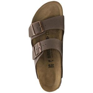 Arizona Birko-Flor Nubuck Sandals - Regular