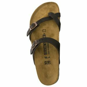 Mayari Oiled Leather Sandals - Narrow