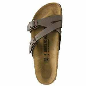 Yao Birko-Flor Nubuck Sandals - Narrow