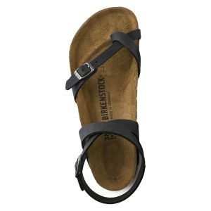 Yara Oiled Leather Sandals - Regular