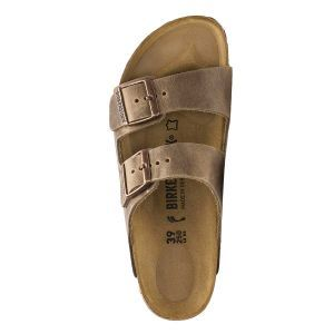 Arizona Oiled Leather Sandals - Regular