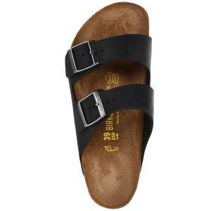 Arizona Oiled Leather Sandals - Narrow