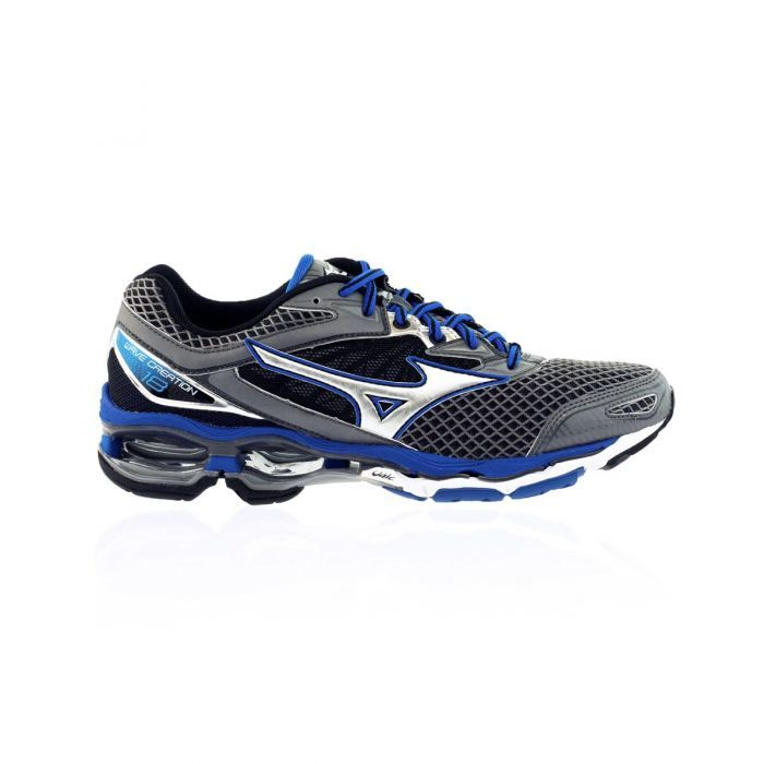 1f652e1d3074 Shop Mizuno Mens Wave Creation 18 Running Shoes