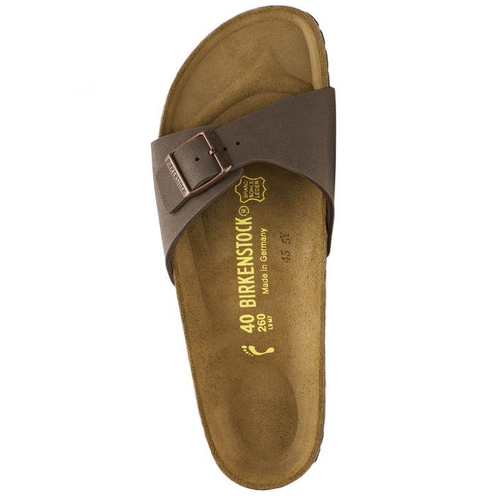 710d76d33958 Shop Birkenstock Women s Madrid Birkibuc Nubuck Sandals - Narrow ...