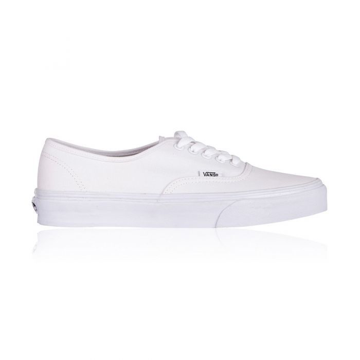 64e4f8bfd60aef Shop Vans Authentic Casual Shoes True White