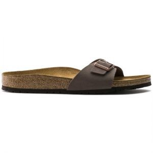 Madrid Birkibuc Nubuck Sandals - Regular