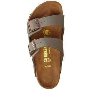 Arizona Birko-Flor Nubuck Sandals - Narrow