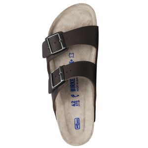 Arizona Birko-Flor Embossed Soft Footbed Sandals - Regular