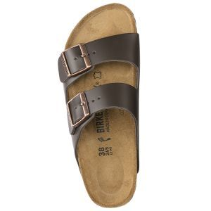 Arizona Natural Leather Sandals - Narrow